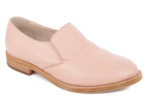 Brunello Cucinelli Leather Italian Pink Flats