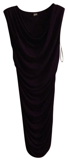 Item - Purple Woman's Mid-length Night Out Dress Size 4 (S)