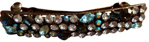 Nordstrom Multi-color crystal barrette