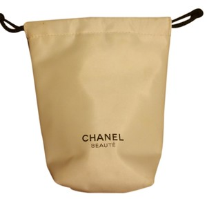 Chanel Authentic Chanel Drawstring Bag