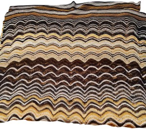 Missoni Long knitted Missoni made in Italy long multicolor scarf