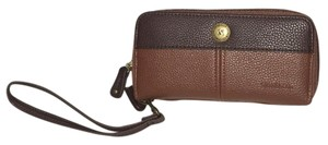Stone & Co. brown Clutch