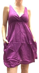 Old Navy short dress Purple on Tradesy