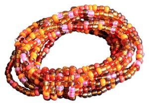 Other Coral tones beaded bracelet