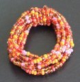 Other Coral tones beaded bracelet Image 1