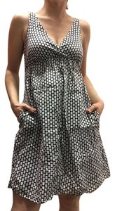 Old Navy short dress Black, white on Tradesy