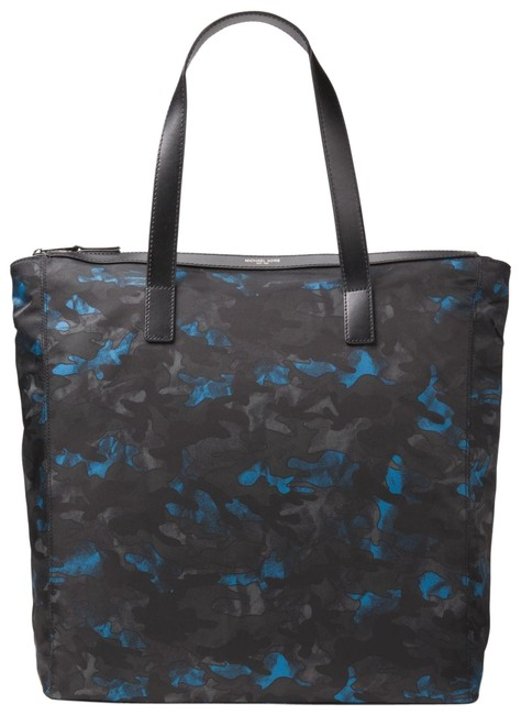 Item - Kent Large Camouflage Multicolor Nylon Tote