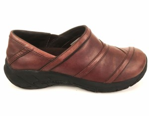Merrell Loafers Moccassins Us 8 S121617-26 brown Mules