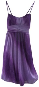 Ruby Rox Sparkle Ombre Glitter Party Dress