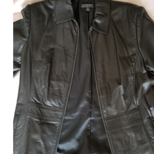 Classique Medium Great Condition Black soft leather Leather Jacket