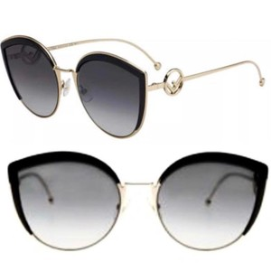 Fendi Cat Eye FD Ff0290 0807
