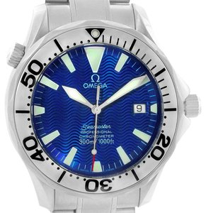 Omega Omega Seamaster 300M Stainless Steel Automatic Mens Watch 2255.80.00