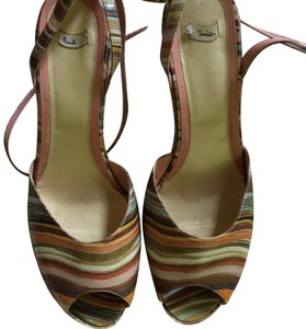 Paul Smith Signature Rainbow Pumps