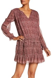 Joie short dress Wine on Tradesy