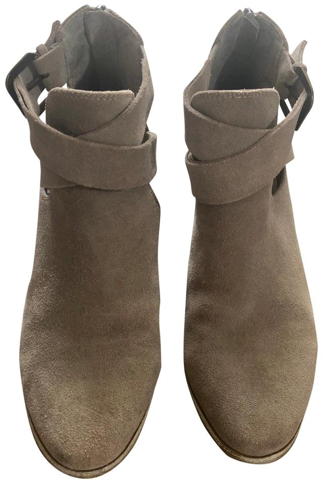 9b9923002a2f Sole Society Cutout Suede Boots Booties. Size  US 8.5 Regular (M ...