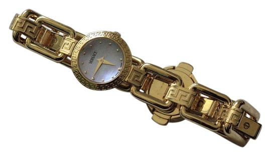 Versace watch NEW two faced & unique