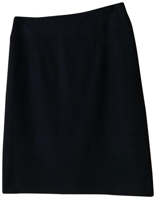 Kay Unger Black Wool Skirt Size 8 (M, 29, 30) Kay Unger Black Wool Skirt Size 8 (M, 29, 30) Image 1