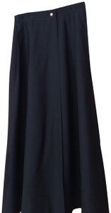 Max Mara Maxi Skirt black