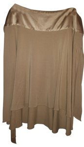 Laundry by Shelli Segal Skirt tan