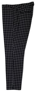 Michael Kors Skinny Pants Black and white