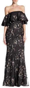 Monique Lhuillier Celebrity Luxury Brand Lace Women Dress