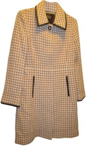 Coach Wool Toggle Trench Coat