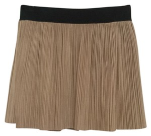 BCBGMAXAZRIA Mini Skirt khaki
