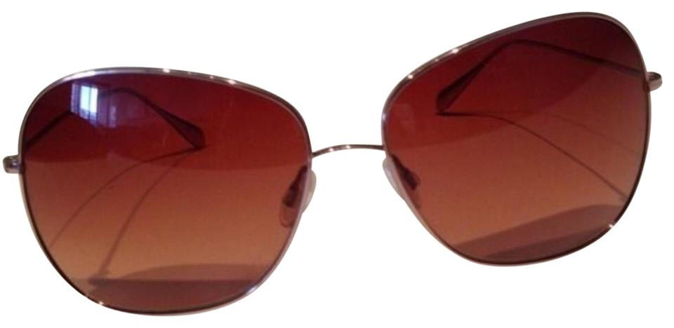45cc031614 Oliver Peoples Rose Gold Elsie Polarized Sunglasses - Tradesy