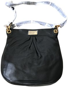 Marc by Marc Jacobs Hillier Leather Hobo Bag