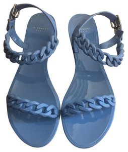 Givenchy Periwinkle Sandals