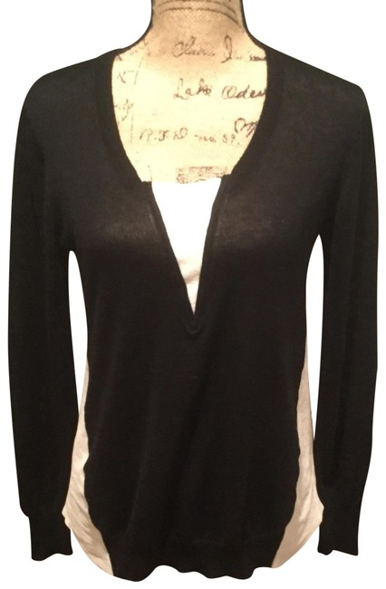 Item - 137282 Black and White Sweater