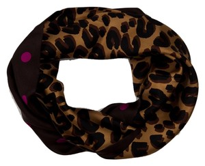 Louis Vuitton LOUIS VUITTON LEOPARD SNOOD