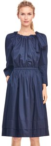 La Vie Rebecca Taylor short dress Blue on Tradesy
