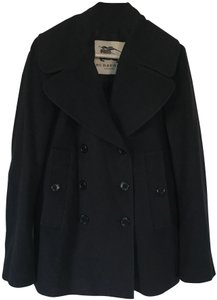 Burberry Double Breast Cashmere Pea Coat