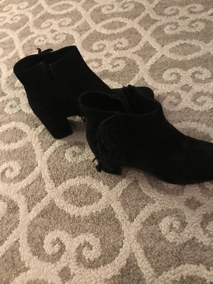 ladies Boots/Booties Saint Laurent Black Suede Boots/Booties ladies Economical and practical 972a9a