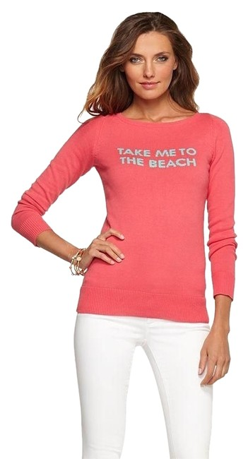 Preload https://item2.tradesy.com/images/lilly-pulitzer-sweater-2395591-0-0.jpg?width=400&height=650