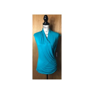 Vince Camuto Top Rich Teal