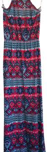 multi-colored Maxi Dress by Threads 4 Thought