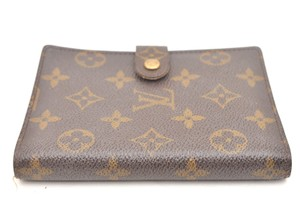 Louis Vuitton Monogram Agenda PM Day Planner Cover R20005 LV diary