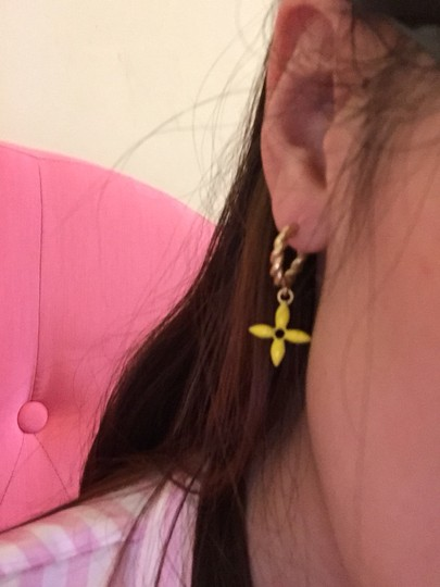 Louis Vuitton Louis Vuitton Earrings
