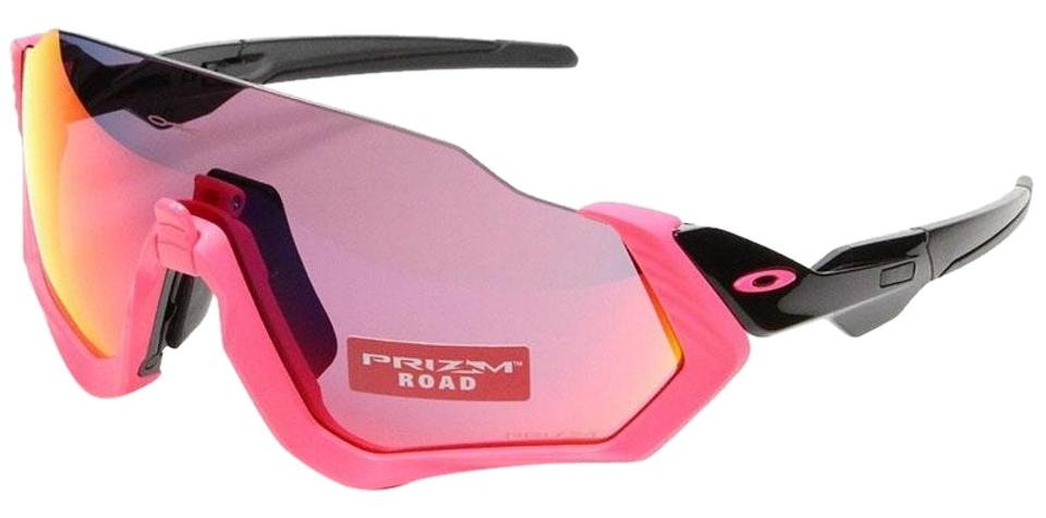 3db7178d3e Oakley Neon Pink   Prizm Road Flight Jacket Sport Oo9401-0637 Unisex ...