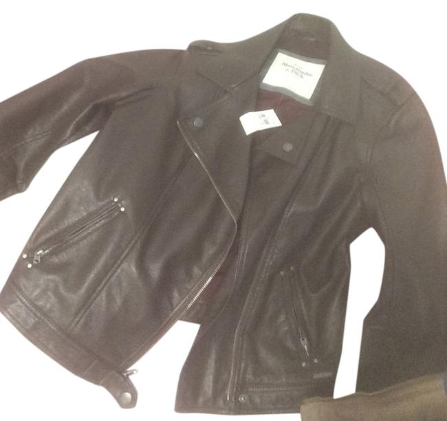 Abercrombie & Fitch Brown Jacket