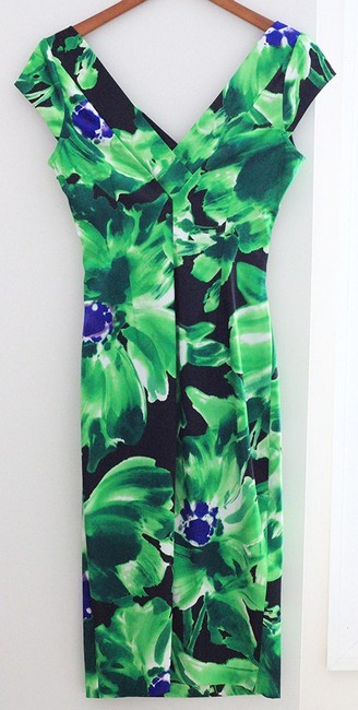 Maggy London Party Party Stretchy Clingy Dress Image 1