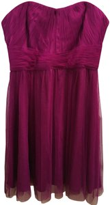 Lauren Ralph Lauren Strapless Tulle Overlay Opt. Straps Included New With Tags Dress