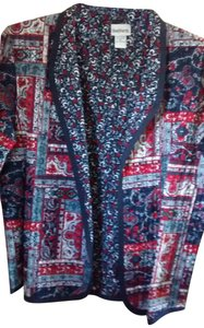 Bon Worth Reversible New Never Worn Fold Up Cuffs Cardigan