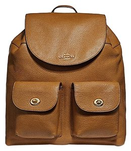 4e64097f5a18 Coach Leather Backpacks - Up to 70% off at Tradesy (Page 2)