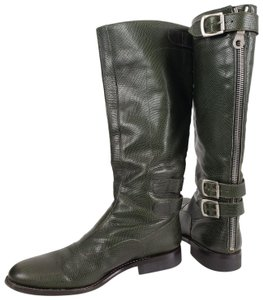 Paul Smith dark green Boots