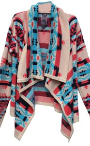 Moon Collection Festival Boho Tribal Urban Southwest Cardigan
