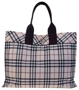Burberry Made In Japan Tote in Pink