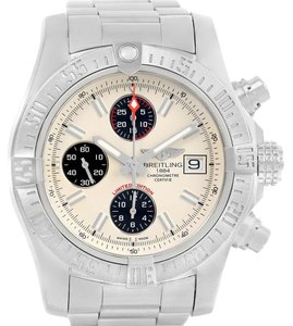 Breitling Breitling Aeromarine Super Avenger Mens Watch A13381 Box Papers